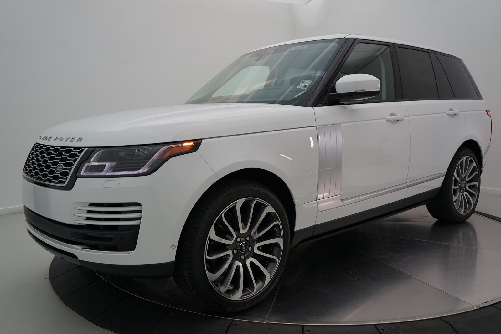 New 2019 Land Rover Range Hse
