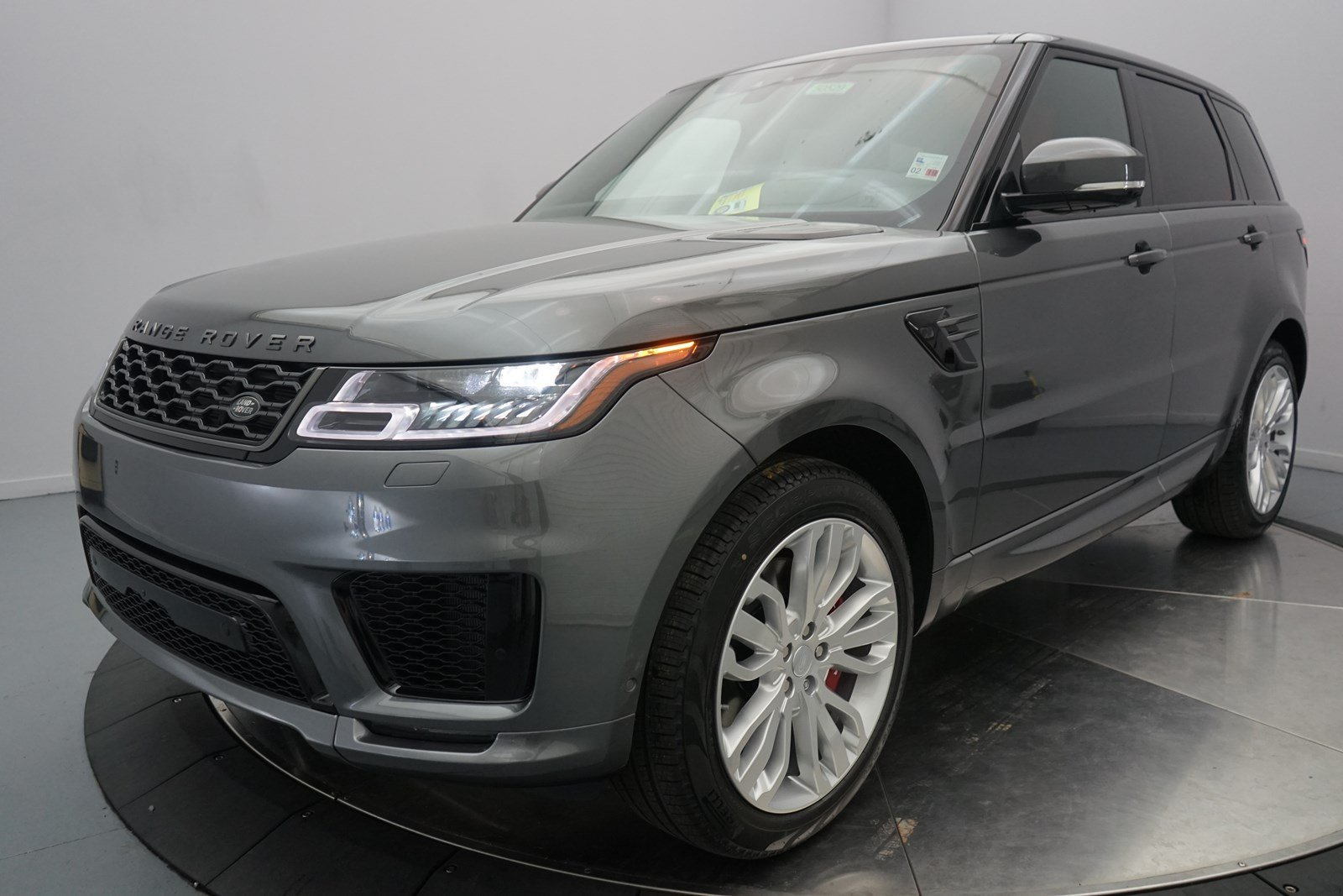 New 2018 Land Rover Range Rover Sport 4 Door In Shreveport