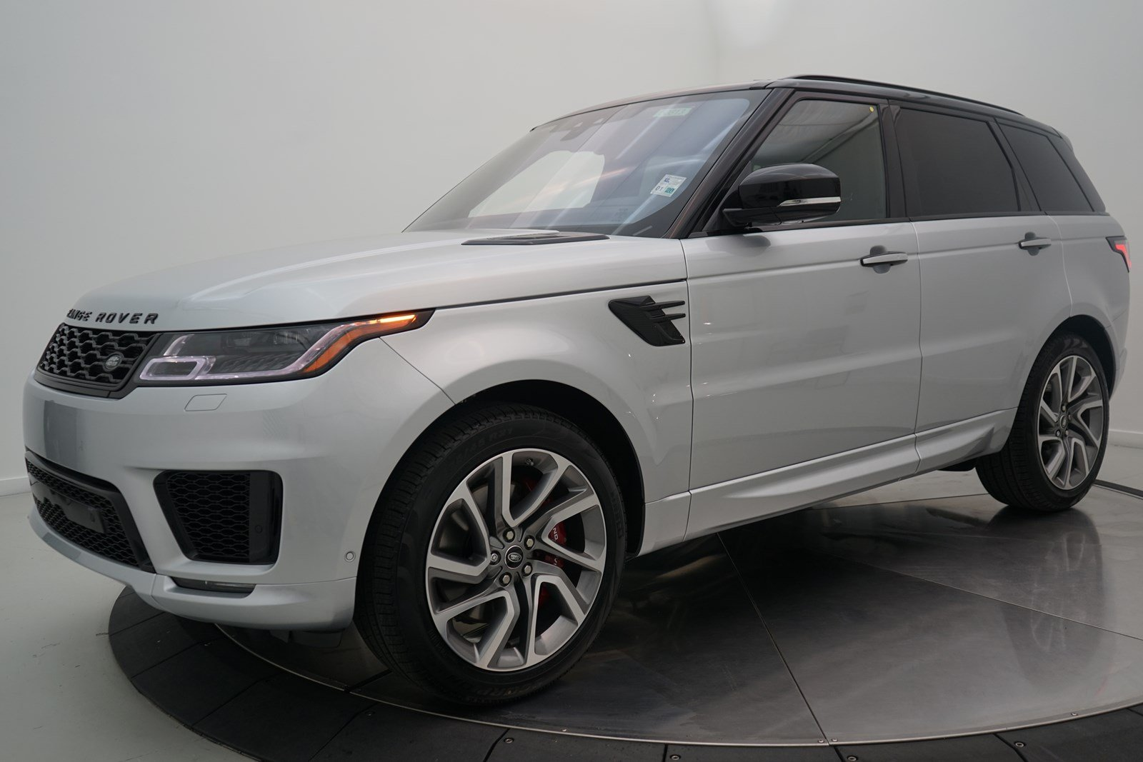 New 2019 Land Rover Range Sport Hse Dynamic